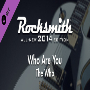 Rocksmith 2014 The Who Who Are You