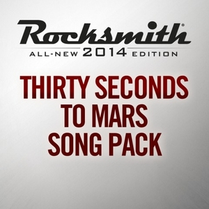 Rocksmith 2014 Thirty Seconds to Mars Song Pack