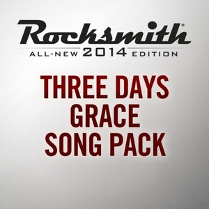 Rocksmith 2014 Three Days Grace Song Pack