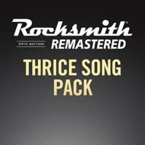 Rocksmith 2014 Thrice Song Pack