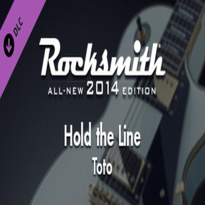 Rocksmith 2014 Toto Hold the Line