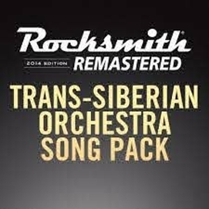 Buy Rocksmith 2014 Trans-Siberian Orchestra Song Pack CD Key Compare Prices
