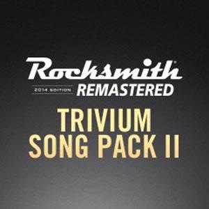 Rocksmith 2014 Trivium Song Pack 2