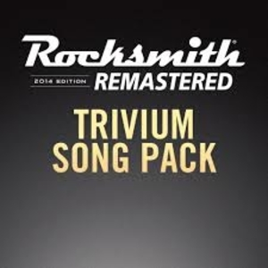 Rocksmith 2014 Trivium Song Pack