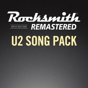 Rocksmith 2014 U2 Song Pack