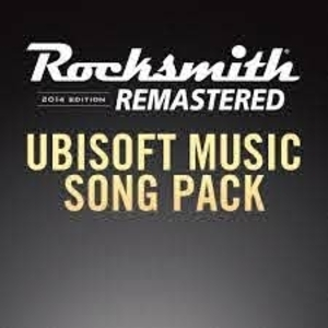 Rocksmith 2014 Ubisoft Music Song Pack