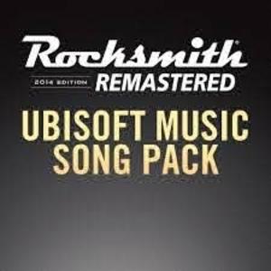 Rocksmith 2014 Ubisoft Music Song Pack