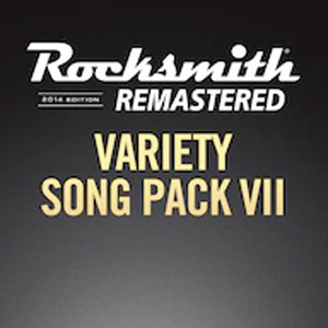 Rocksmith 2014 Variety Song Pack 7