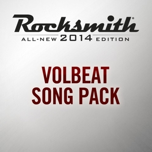Rocksmith 2014 Volbeat Song Pack
