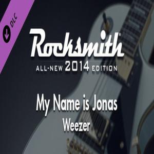Rocksmith 2014 Weezer My Name is Jonas