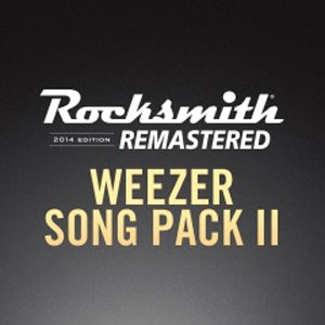 Rocksmith 2014 Weezer Song Pack 2