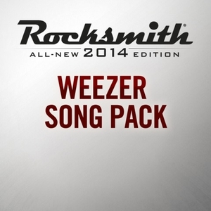 Buy Rocksmith 2014 Weezer Song Pack Xbox One Compare Prices