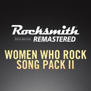 Rocksmith 2014 Women Who Rock Song Pack 2