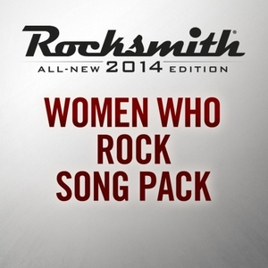 Rocksmith 2014 Women Who Rock Song Pack