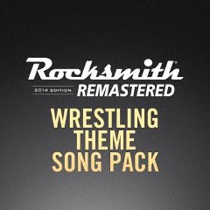 Rocksmith 2014 Wrestling Theme Song Pack