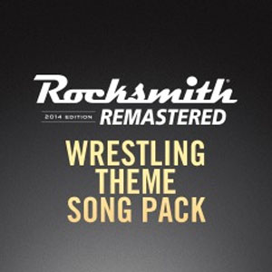 Buy Rocksmith 2014 Wrestling Theme Song Pack PS3 Compare Prices