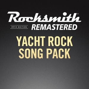 Rocksmith 2014 Yacht Rock Song Pack