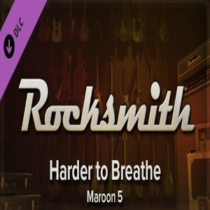 Buy Rocksmith Maroon 5 Harder to Breathe CD Key Compare Prices