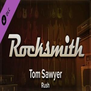 Rocksmith Rush Tom Sawyer