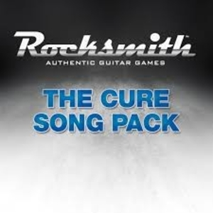 Rocksmith The Cure Song Pack