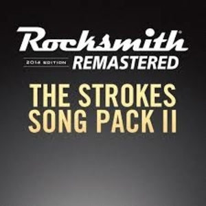 Rocksmith The Strokes Song Pack 2