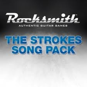 Rocksmith The Strokes Song Pack
