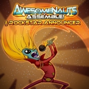 Rockstar Awesomenauts Assemble Announcer