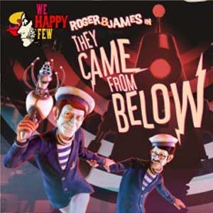 Roger & James in They Came From Below