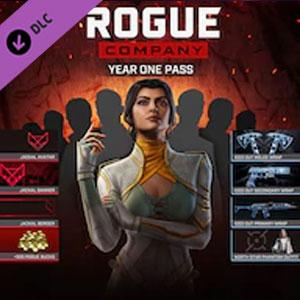 Rogue Company Year 1 Pass
