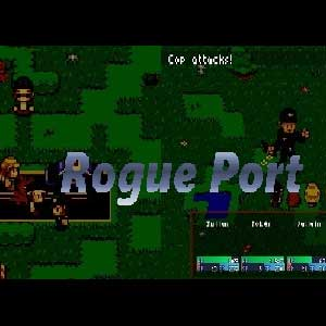 Rogue Port Red Nightmare