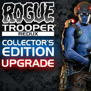 Rogue Trooper Redux Collectors Edition Upgrade