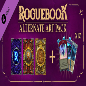 Roguebook Alternate Art Pack