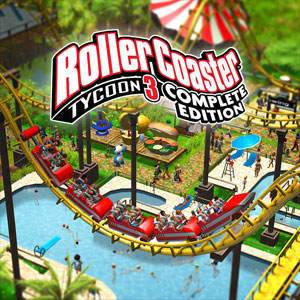 Buy RollerCoaster Tycoon 3 Complete Edition CD Key Compare Prices