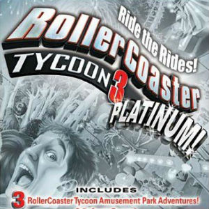 Buy RollerCoaster Tycoon 3 Platinum CD Key Compare Prices