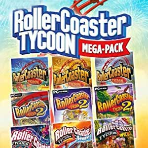 Buy Rollercoaster Tycoon Mega Pack CD Key Compare Prices