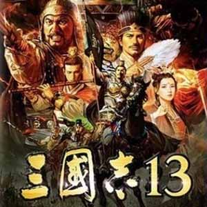 Buy Romance of the Three Kingdoms 13 CD Key Compare Prices
