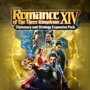Romance of the Three Kingdoms 14 Diplomacy and Strategy Expansion Pack