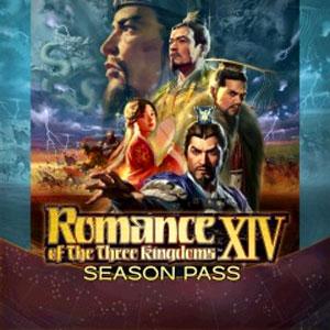 Buy ROMANCE OF THE THREE KINGDOMS 14 Season Pass CD Key Compare Prices