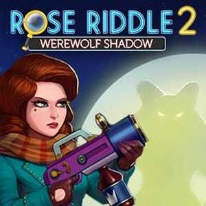 Rose Riddle 2 Werewolf Shadow