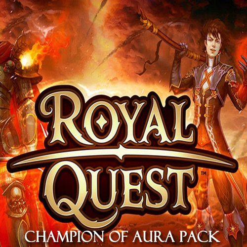Royal Quest Champion of Aura Pack
