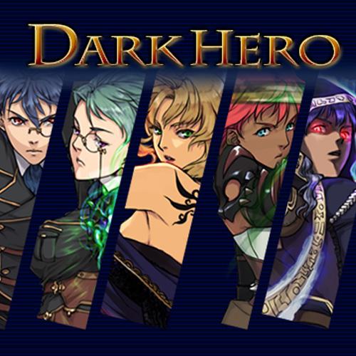 RPG Maker Dark Hero Character Pack