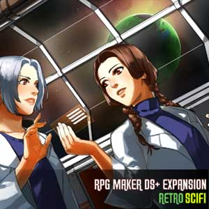Buy RPG Maker DS Plus Expansion Retro SciFi Pack CD Key Compare Prices