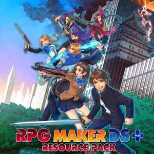 RPG Maker DS Plus Resource Pack