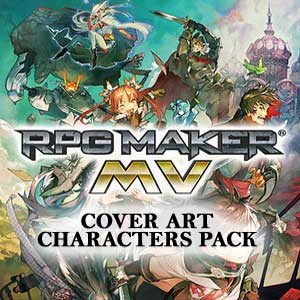 Buy RPG Maker MV Cover Art Characters Pack CD Key Compare Prices