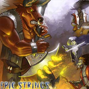 Buy RPG Maker MV Epic Strings CD Key Compare Prices