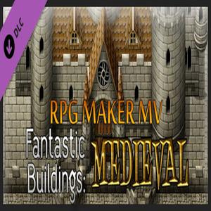 RPG Maker MV Fantastic Buildings Medieval