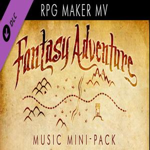RPG Maker MV Fantasy Adventure Mini Music Pack