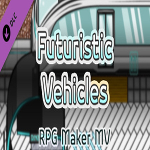 RPG Maker MV Futuristic Vehicles