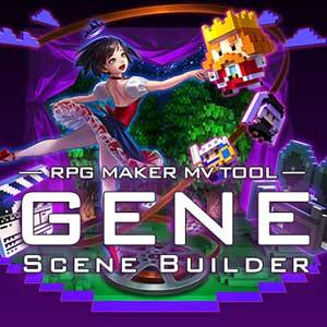 RPG Maker MV GENE