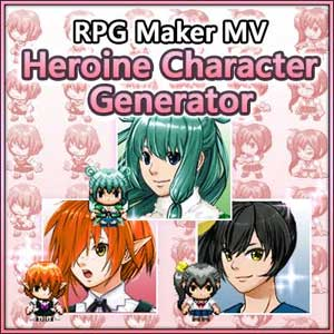Buy RPG Maker MV Heroine Character Generator CD Key Compare Prices